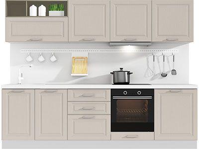Прямая кухня Estate 2700 VKS161