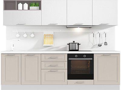 Прямая кухня Estate 2700 VKS160
