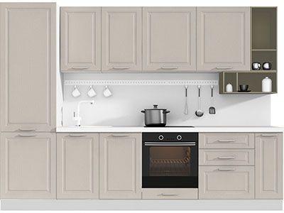 Прямая кухня Estate 3000 VKS207