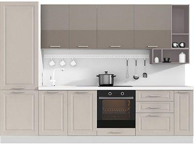 Прямая кухня Estate 3000 VKS206
