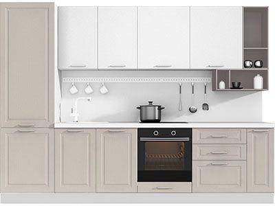 Прямая кухня Estate 3000 VKS205