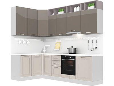 Угловая кухня Estate 1500х2700 VKS257