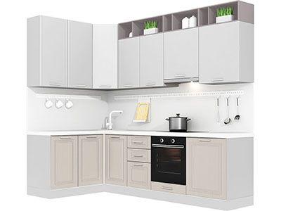 Угловая кухня Estate 1500х2700 VKS256
