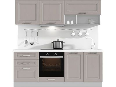 Прямая кухня Primavera 2100 VKS046
