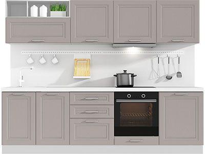 Прямая кухня Primavera 2700 VKS186