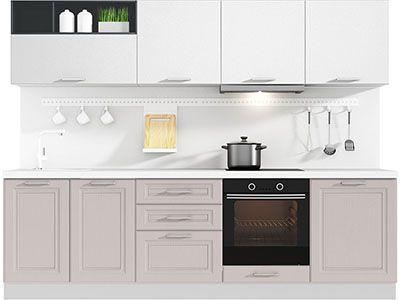 Прямая кухня Кухня Primavera 2700 VKS182
