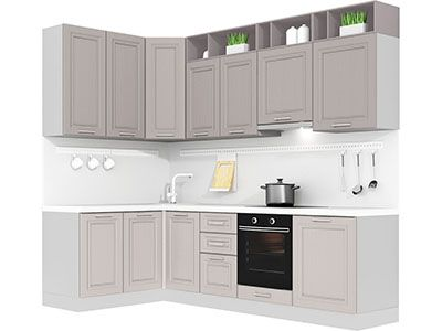 Угловая кухня Primavera 1500х2700 VKS277