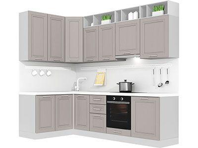 Угловая кухня Primavera 1500х2700 VKS278