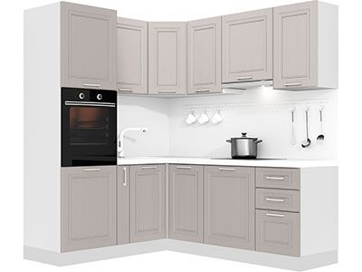 Кухня Primavera 1800х2100 VKS319