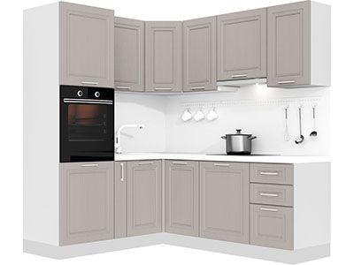 Кухня Primavera 1800х2100 VKS321