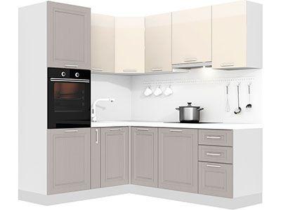 Кухня Primavera 1800х2100 VKS318