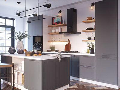 Кухня Глетчер - набор 1