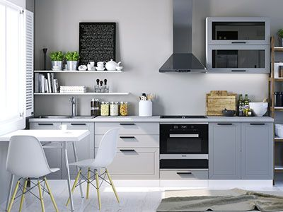 Кухня Глетчер - набор 2