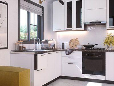 Кухня Глетчер - набор 5