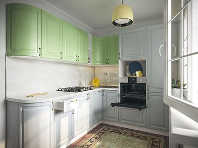 Кухня Ницца - набор 12