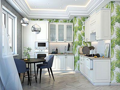 Кухня Ницца - набор 4