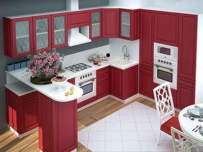 Кухня Ницца - набор 6