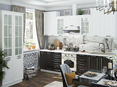Кухня Прага - набор 10
