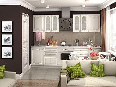 Кухня Шарлиз - набор 3