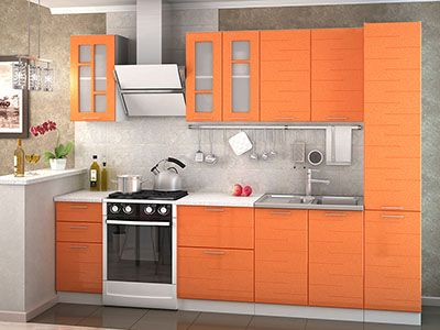 Кухня Техно - набор 4