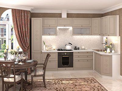 Кухня Версаль - набор 3