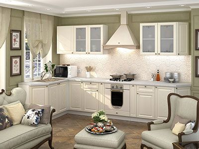 Кухня Версаль - набор 4
