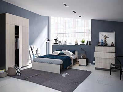 Спальня Бася - набор 1