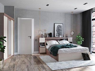 Спальня Бася - набор 2