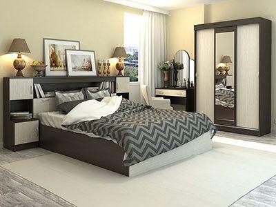 Спальня Бася - набор 3