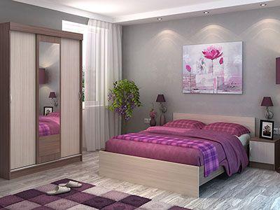 Спальня Бася - набор 4