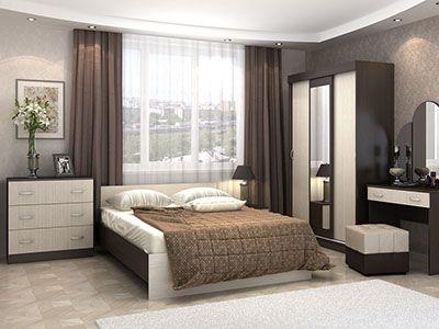 Спальня Бася - набор 6