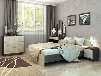 Спальня Бася - набор 7