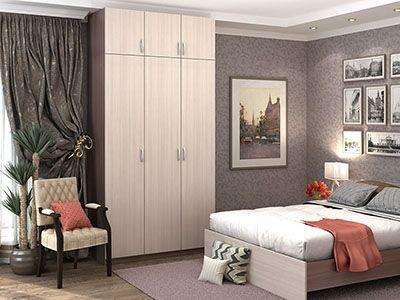 Спальня Бася - набор 8