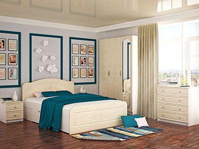Спальня Эльза - набор 4