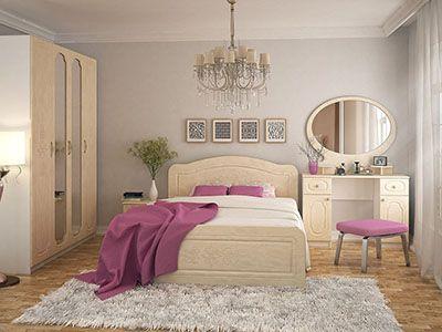 Спальня Эльза - набор 5