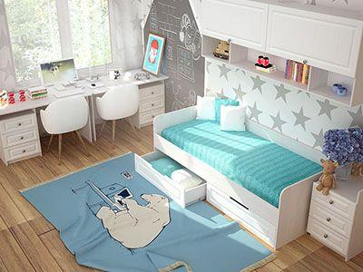 Спальня Прага - набор 4
