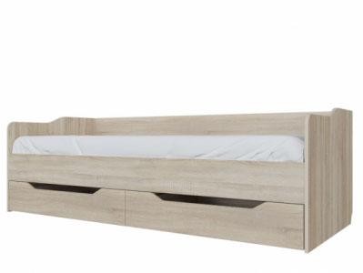 Диван-кровать №1 Дуб Сонома