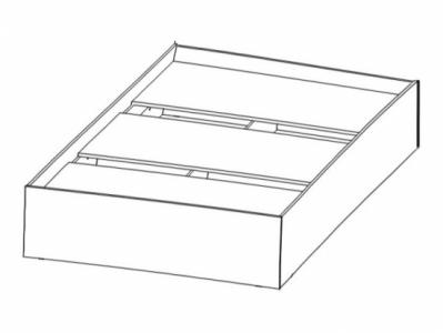 Основание под матрац 1,2x2,0м ЛДСП