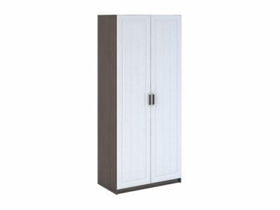 Шкаф 2-х створчатый универсальный ШК-902 Белое дерево - Спальня Прага