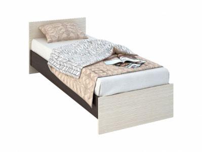 Кровать КР-554 Дуб белфорд - Спальня Бася