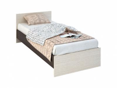 Кровать КР-555 Дуб белфорд - Спальня Бася