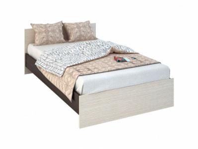 Кровать КР-556 Дуб белфорд - Спальня Бася