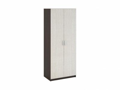 Шкаф 2-х створчатый с перегородкой ШК-553 Дуб белфорд - Спальня Бася