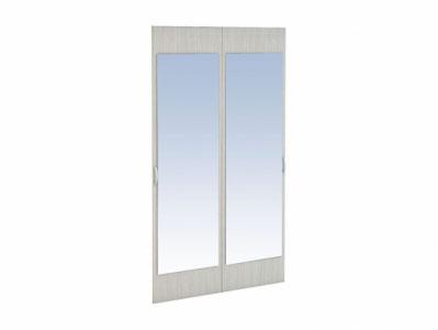 Комплект 2-х фасадов с зеркалом Ф-2З Дуб белфорд - Грета