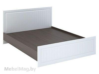 Кровать КР-901 Белое дерево/Венге - Спальня Прага