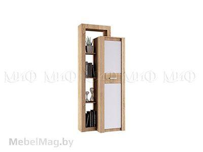 Шкаф комбинированный с белыми фасадами - Терра