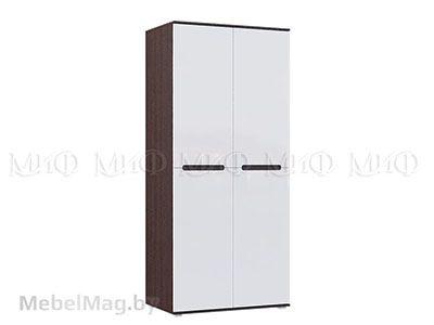 Шкаф для одежды 2-х дверный - Ким