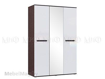 Шкаф для одежды 3-х дверный - Ким