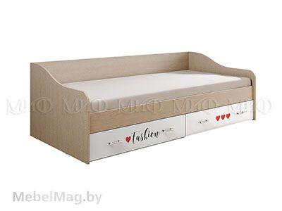 Кровать (с ящиками) - Вега New Girl