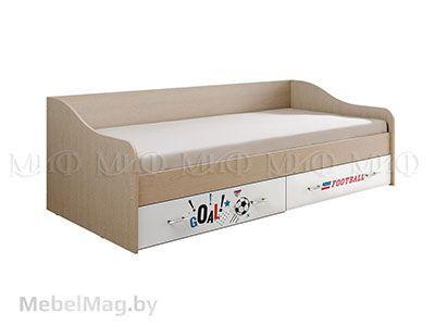 Кровать (с ящиками) - Вега New Boy